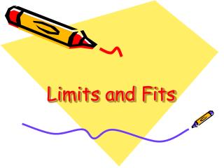 Limits and Fits