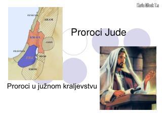 Proroci Jude