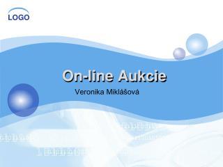 On-line Aukcie