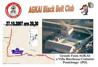 AGKAI Black Belt Club