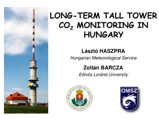 LONG-TERM TALL TOWER CO 2  MONITORING IN HUNGARY
