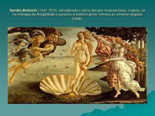 Botticelli- Atena e Centauro