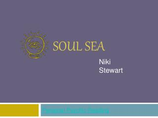 Psychic Reading Services - Niki Stewart