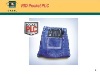 RIO Pocket PLC