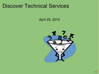 Discover Technical Services