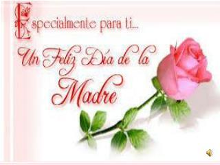 Dios le dio esa Bendición de ser Madre  Feliz día  M amita Te Amo… ♥ ♥