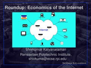 Roundup: Economics of the Internet