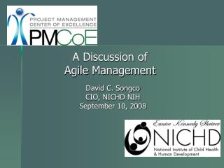 A Discussion of  Agile Management