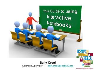 Your Guide to using  Interactive Notebooks