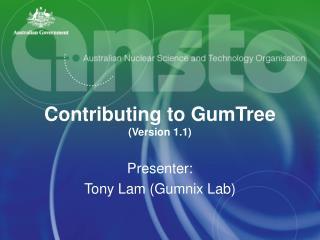 Contributing to GumTree (Version 1.1)