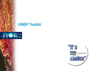 UNEP Toolkit