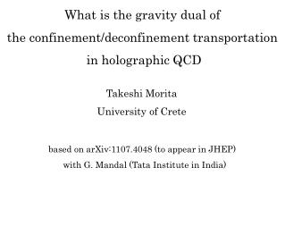 based on arXiv:1107.4048 (to appear in JHEP)   with G. Mandal (Tata Institute in India)