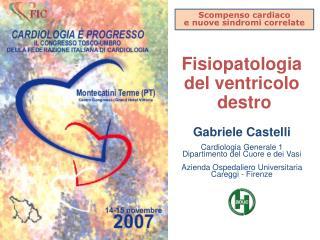 Scompenso cardiaco  e nuove sindromi correlate