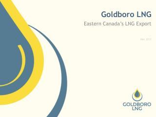 Goldboro LNG