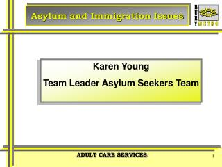 Asylum and Immigration Issues
