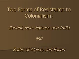 Mohandas Gandhi (1869-1948)