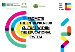 PROMOTE  THE ENTREPRENEUR CULTURE WITHIN  THE EDUCATIONAL SYSTEM