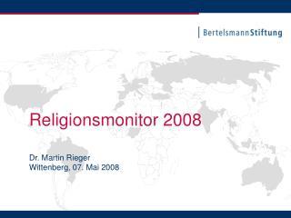 Religionsmonitor 2008