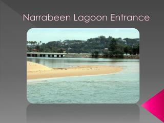 Narrabeen Lagoon Entrance