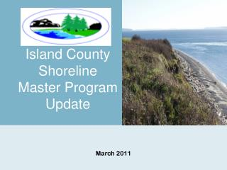 Island County  Shoreline  Master Program Update