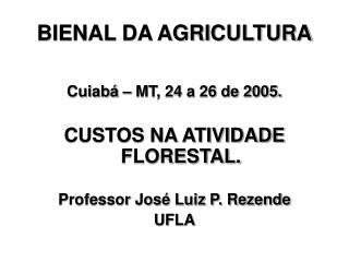 BIENAL DA AGRICULTURA