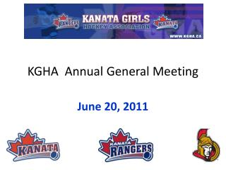 KGHA  Annual General Meeting