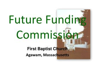 Future Funding Commission