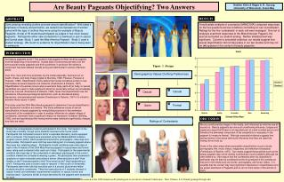 Are Beauty Pageants Objectifying? Two Answers