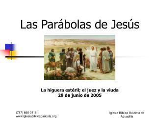(787) 890-0118 iglesiabiblicabautista