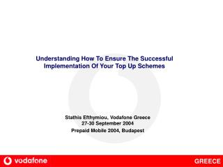Understanding How To Ensure The Successful Implementation Of Your Top Up Schemes
