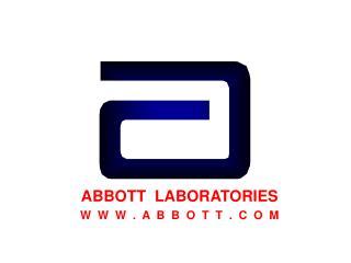 ABBOTT  LABORATORIES W  W  W  .  A  B  B  O  T  T  .  C  O  M