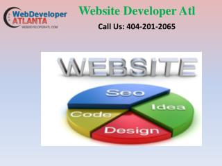Web Developer Atl A Professional Web Development Company