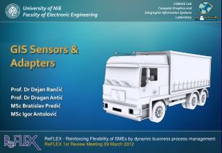 GIS Sensors & Adapters