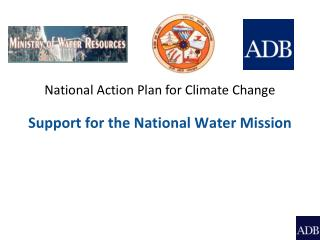 National Action Plan for Climate Change