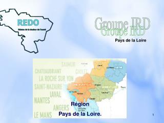 Région Pays de la Loire.