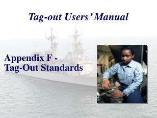 Tag-out Users' Manual