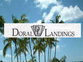 A COMMUNITY IN THE                        CITY OF DORAL  MAINTAINING QUALITY OF