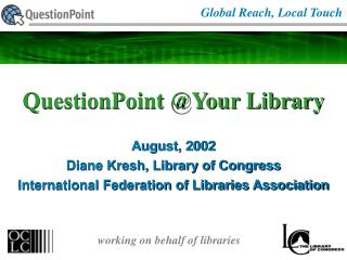 QuestionPoint @Your Library