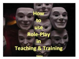 What is role play?