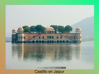 Castillo en Jaipur