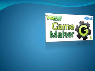 What is Game Maker?