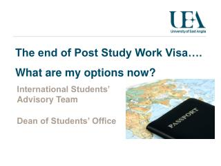 The end of Post Study Work Visa….  What are my options now?
