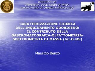 Maurizio Benzo