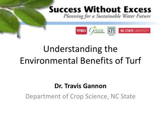 Understanding the Environmental Benefits of Turf
