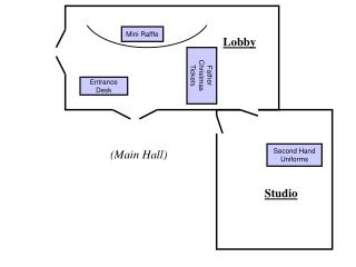 Lobby & Studio