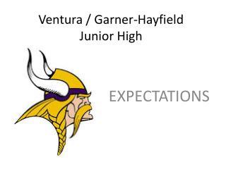 Ventura / Garner-Hayfield Junior High