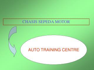 CHASIS SEPEDA MOTOR