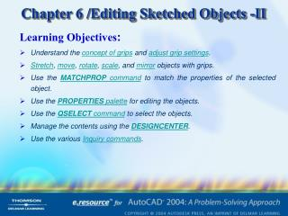 Learning Objectives :