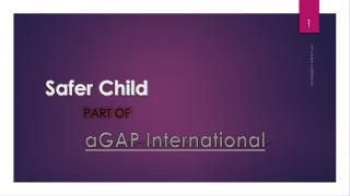 Safer Child