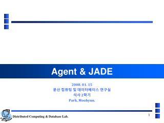 Agent & JADE